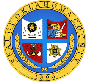 Oklahoma County Seal